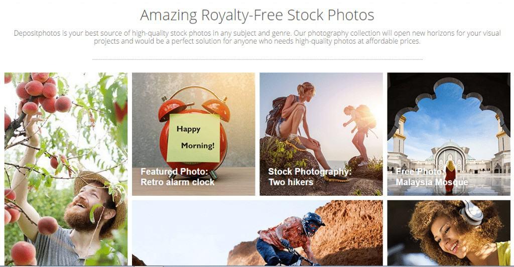 Depositphotos Footage Stock Photography