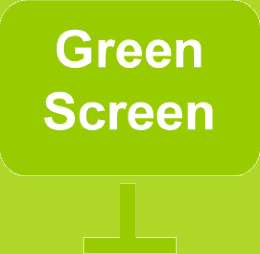 Green Screen Monitor