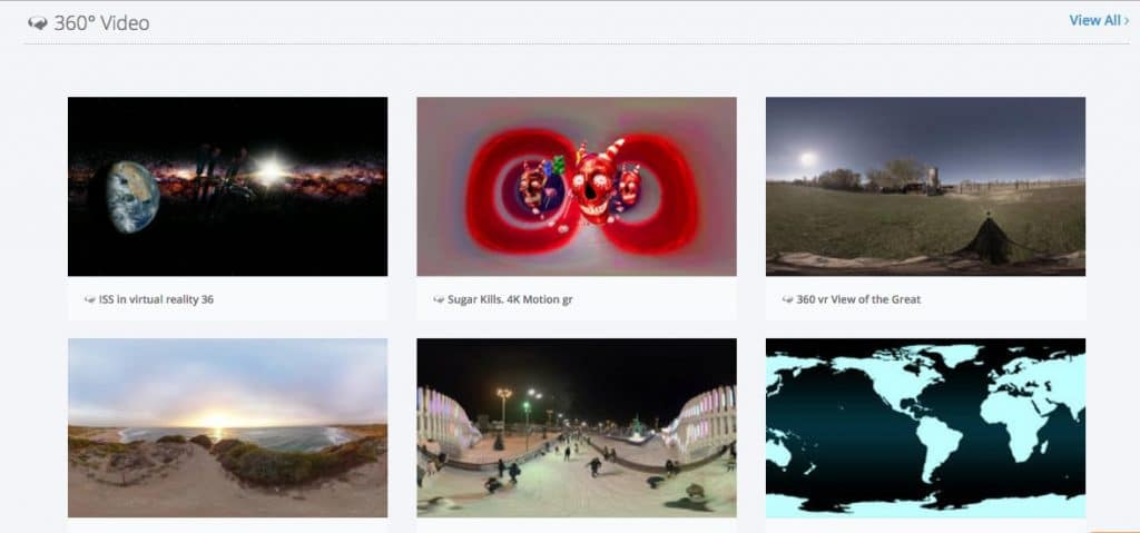 MotionElements Has Asia's First 360° and VR Stock Footage Collection 2