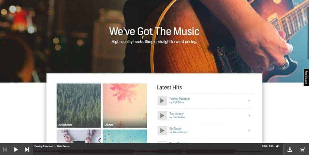 Shutterstock Homepage 1