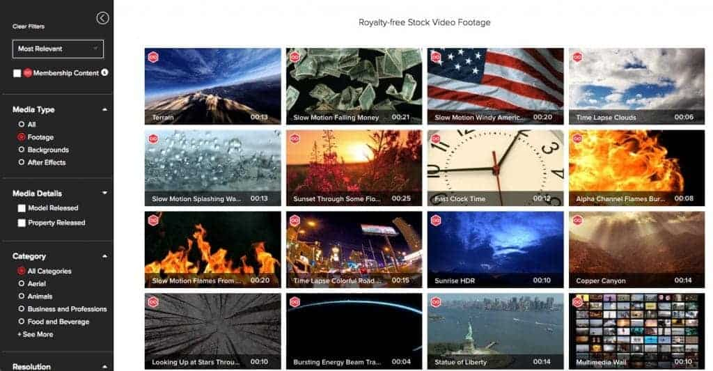How Much does Stock Footage Cost? Find Clips for your Budget! 5