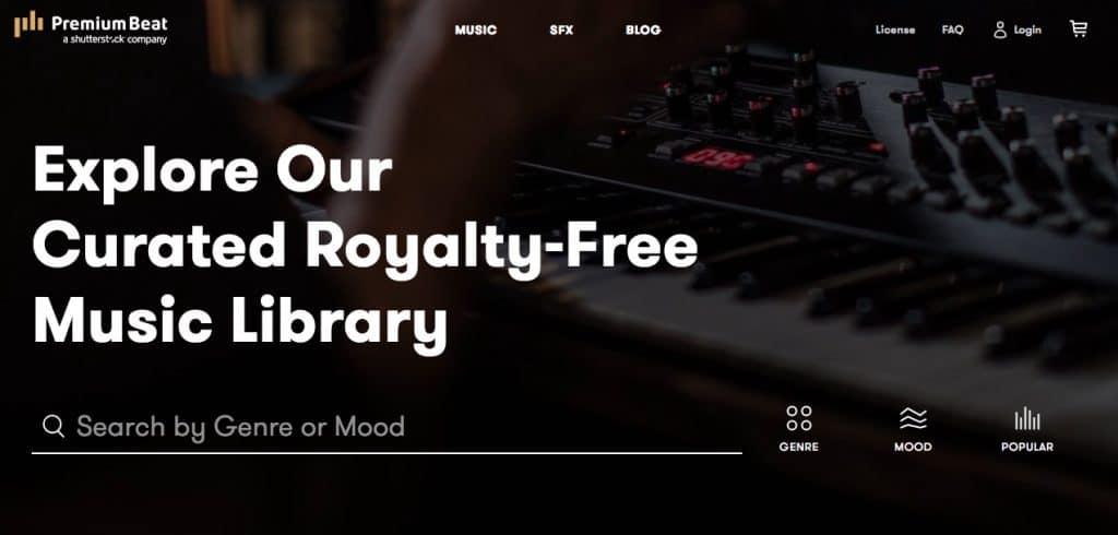 PremiumBeat New Mobile App: Browse Stock Audio Tracks on the Go 2