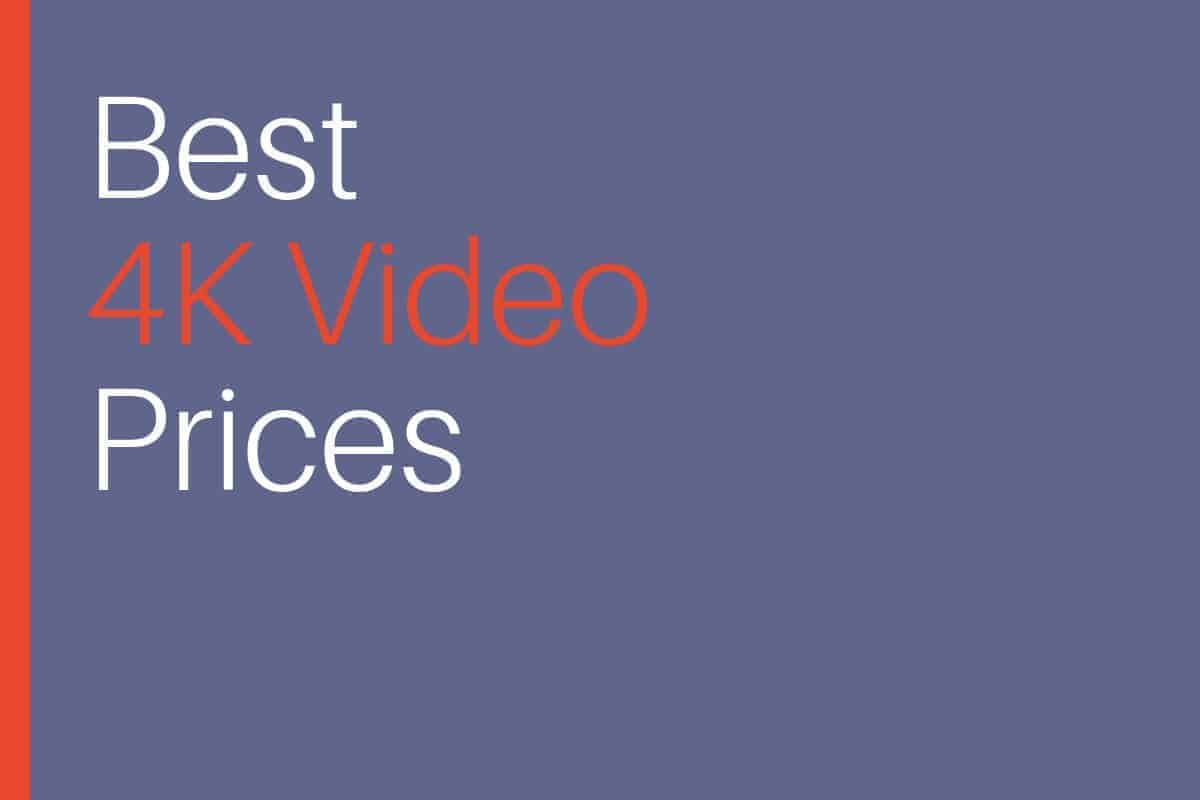 4K Stock Footage: Best Prices for the Most Wanted Video Quality 1