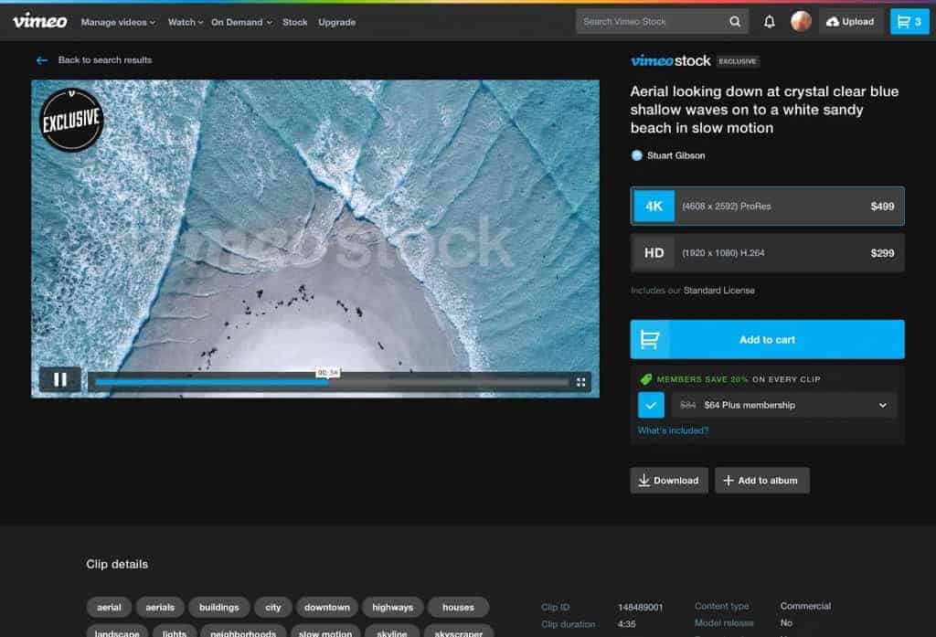 Here Comes Vimeo Stock! New Stock Video Site by Vimeo 3