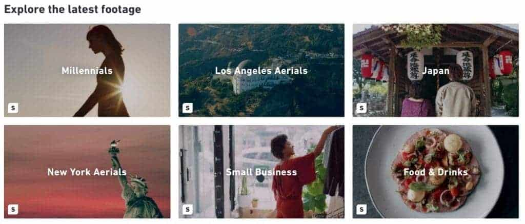 Discover Shutterstock Select - A New Premium Footage Offer 3