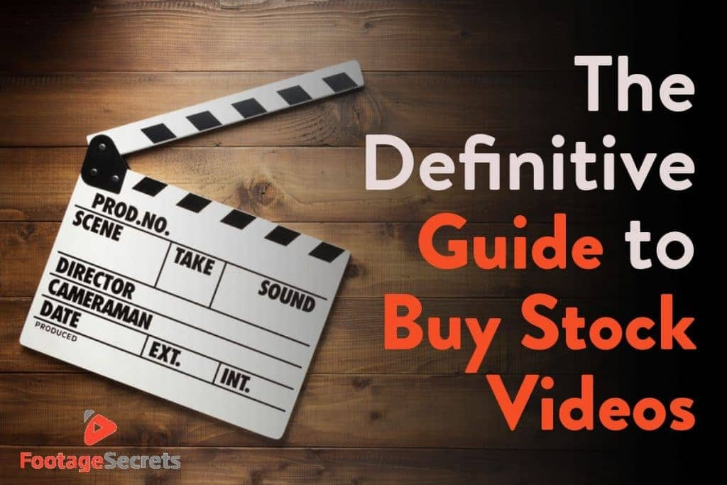 The Definitive Guide to Buy Stock Video like an Expert 1