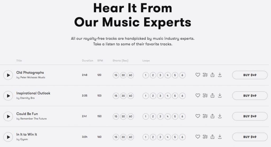 PremiumBeat - Exclusive Premium Stock Music 12