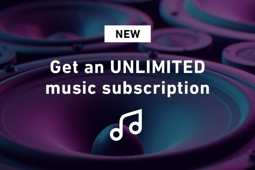 Shutterstock Music is Out with an Unlimited Annual Subscription 3