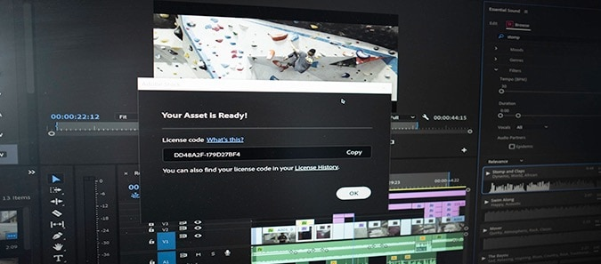 Adobe Stock Audio Lands on Premiere Pro in Adobe's Latest Software Update 1