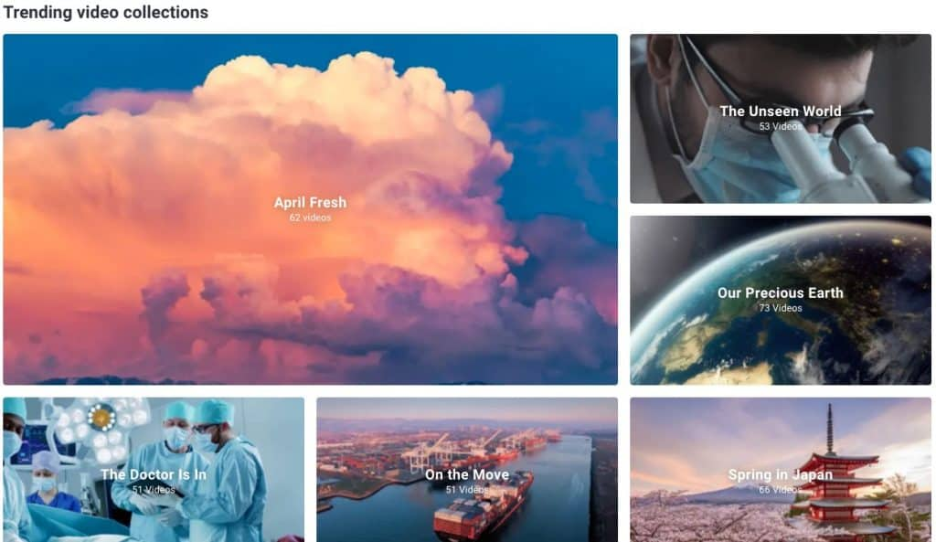 Shutterstock Launches Small Footage Subscription for Low Budgets! 4