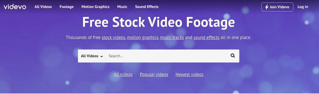 Videvo Review - Free & Affordable Stock Footage for Pros 6