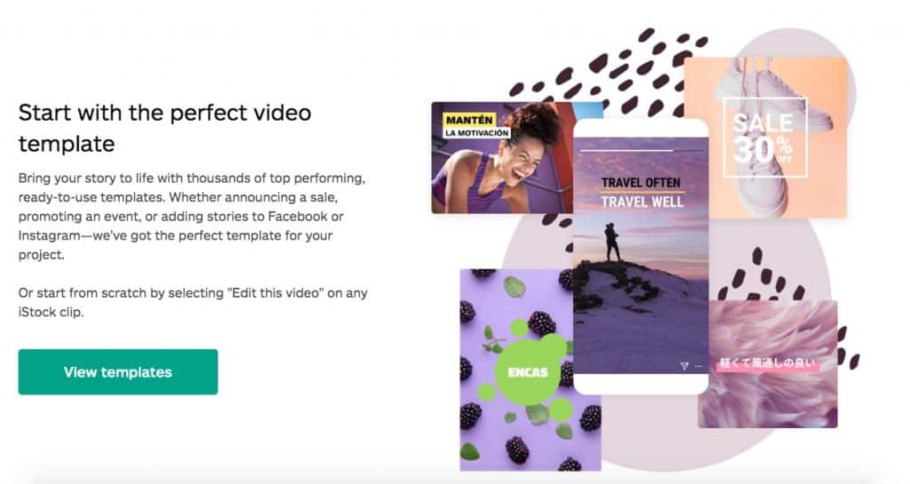 iStock Video Editor is Here! Free, Friendly Videomaking Tool for iStock Customers 3