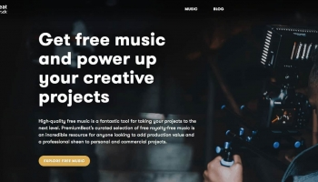 Shutterstock and PremiumBeat Join Forces to Offer Free Music