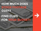 How Much does Stock Footage Cost? Find Clips for your Budget!