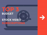 Top 3 Stock Video Subscriptions to Make the Best of your Budget in 2021