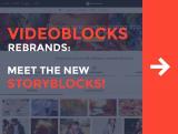 Videoblocks Rebrands: Meet the New Storyblocks!