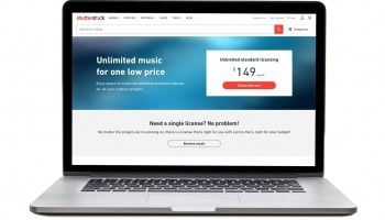 Shutterstock Music Gears Towards Digital Content Creators with Unlimited Downloads Plan